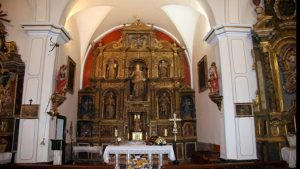 altar mayor iglesia